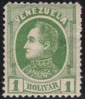 Venezuela          .    Yvert      .       28    .       *       .     Ongebruikt   .     /    .    Mint-hinged - Venezuela