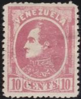 Venezuela          .    Yvert      .       25    .       *       .     Ongebruikt   .     /    .    Mint-hinged - Venezuela
