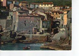 """U2793 Cartolina """"LUCI E COLORI D'ITALIA"""" Golfo Di La Spezia, Tellaro _ CIRC. 1962 - La Spezia"""