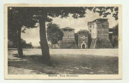 RIMINI - ROCCA MALATESTIANA   VIAGGIATA  FP - Rimini