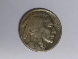 1928-S Buffalo Nickel - Federal Issues