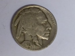1929-D Buffalo Nickel - 1913-1938: Buffalo