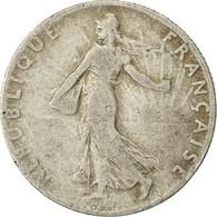 Monnaie, France, Semeuse, 50 Centimes, 1900, Paris, TB+, Argent, Gadoury:420 - G. 50 Centesimi
