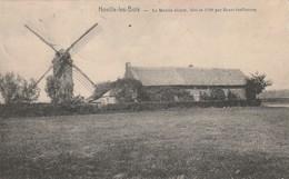 Noville Les Bois  Le Moulin Guyot Circulé En 1922 Cachet Relais - Fernelmont