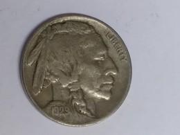 1929-S Buffalo Nickel - Émissions Fédérales