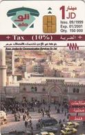 JORDAN - Amman Folklore, Tirage 150.000, 09/99, Used - Jordan