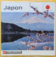 VIEW MASTER  POCHETTE DE 3 DISQUES   JAPON   C  980 - Stereoscopes - Side-by-side Viewers