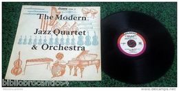 LP 30 Cm * THE MODERN JAZZ QUARTET And Orchestra * < ATLANTIC 332039 STANDART - Jazz