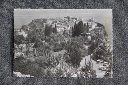 Principauté De MONACO - Le Jardin Exotique Et Le Palais Princier ( Voir Cachet Au Verso) - Exotic Garden