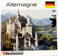 VIEW MASTER  POCHETTE DE 3 DISQUES   ALLEMAGNE   C  470 - Stereoscopes - Side-by-side Viewers