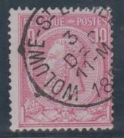 N° 46 - Woluwe-St-Lambert - 1884-1891 Leopoldo II