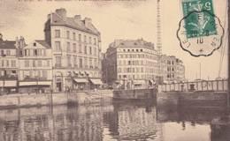 LE HAVRE: Pont Notre-Dame Et Bassin Du Roy - Le Havre