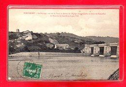 27-CPA PORT MORT - LE BARRAGE - Autres Communes