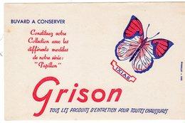 Juin18   81862     Buvard    Grison - Shoes