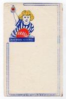 Juin18   81858    Buvard     Brasso Choisy Le Roi - Wash & Clean
