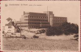 Oostduinkerke St Andre Home Pro Juventute Air Et Soleil De Sinjoorkens Courtens Antoine Modernisme Art Deco Architectuur - Oostduinkerke