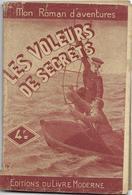 Les Voleurs De Secrets Par H. De Graffigny - Mon Roman D'aventures N°3 - Aventure