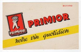 Juin18   81847    Buvard    Vin Primior - Liquor & Beer
