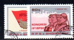 423 - 490 - ALBANIA 1982 , Yvert N. 1940/1941 Usato Con Gomma - Albania