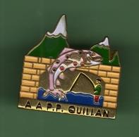 PECHE *** AA P.P. QUILLAN *** 0020 - Badges
