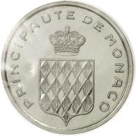 Monnaie, Monaco, Centime, 1976, FDC, Stainless Steel, Gadoury:MC 144, KM:E68 - 1960-2001 Nouveaux Francs