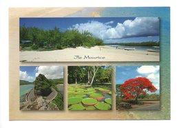 ÎLE MAURICE . PAYSAGES TYPIQUES . MULTI-VUES - Réf. N°9788 - - Mauritius