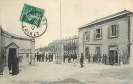 """. CPA FRANCE 45 """"Orléans, Caserne Du Quartier Chatillon"""" - Orleans"""