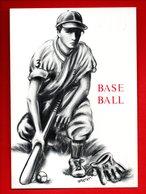 SPORT . BASEBALL . ALAIN FRETET - Réf. N°9792 - - Baseball