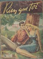 """RIEN QUE TOI   N° 37  """" RENDEZ-VOUS SOUS LE SAULE """" -  27 NOVEMBRE 1948 - Livres, BD, Revues"""