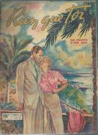 """RIEN QUE TOI   N° 69  """"MA CHANCE D'UNE NUIT """" -  9 JUILLET 1949 - Livres, BD, Revues"""