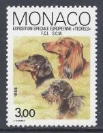 MONACO 1988 Nº 1624 - Unused Stamps