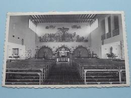 ROCHERATH-KRINKELT - Pfarrkirche Innenansicht ( 2104 - Lander ) Anno 19?? ( Zie Foto Voor Details ) ! - Büllingen