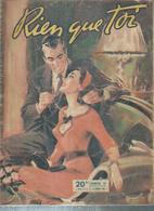 """RIEN QUE TOI   N° 97  """"   """" -  21 JANVIER  1950 - Livres, BD, Revues"""