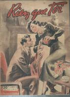 """RIEN QUE TOI   N° 100  """"    """" -  1 FEVRIER  1950 - Livres, BD, Revues"""
