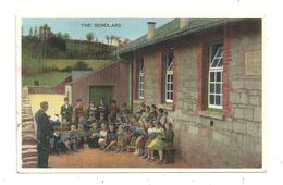 The Scolars- Enfants - Ecoliers-Ecole -(C.5124) - Dublin