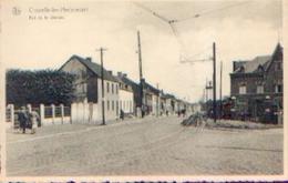 CHAPELLE-LEZ-HERLAIMONT « Rue De La Station» Nels - Chapelle-lez-Herlaimont