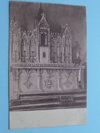 Missiën Van Scheut - St. TRUDO - KASAI Altaar () Anno 1924 ( Zie Foto Voor Details ) ! - Missions