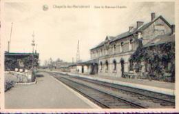 CHAPELLE-LEZ-HERLAIMONT « Gare De Bascoup - Chapelle» Nels - Chapelle-lez-Herlaimont