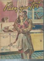"RIEN QUE TOI   N° 106  ""    "" -  25 MARS  1950  ( CUISINE ) - Livres, BD, Revues"