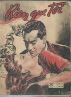 """RIEN QUE TOI   N° 107  """"    """" -  1er AVRIL  1950 - Livres, BD, Revues"""