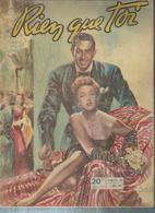 "RIEN QUE TOI   N° 108  ""    "" -  8 AVRIL  1950 - Livres, BD, Revues"
