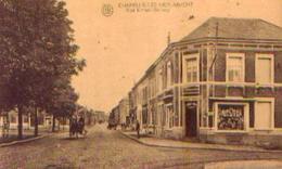 CHAPELLE-LEZ-HERLAIMONT « Rue Ernest Solvay » - Ed. Albert - Chapelle-lez-Herlaimont