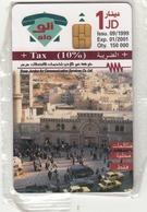 JORDAN - Amman Folklore, Tirage 150.000, 09/99, Mint - Jordan