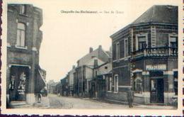 CHAPELLE-LEZ-HERLAIMONT « Rue De Gouy » - Ed. Maison Malcourant - Chapelle-lez-Herlaimont