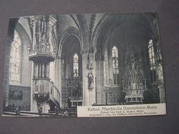 Gonssenheim Mainz Kirche 1906 - Oldenburg