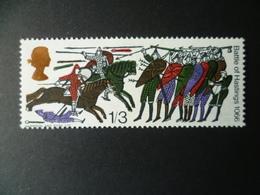 TIMBRE  GRAND BRETAGNE N° 460  NEUF **   BATAILLE DE HASTINGS - 1952-.... (Elizabeth II)