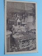 O.L.Vrouw Kostschool BASSEVELDE Kapel - Koor ( J. Buyens ) Anno 19?8 ( Zie Foto Voor Details ) ! - Assenede