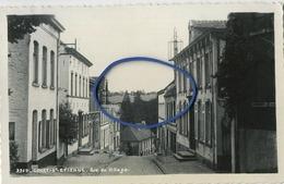 Court-Saint-Etienne :  Rue Du Village  ( Ecrit Avec Timbre ) - Court-Saint-Etienne