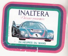 Rare Autocollant Inaltera 24 Heures Du Mans Années 70 - Apparel, Souvenirs & Other