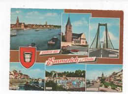 4240  GRÜSSE AUS EMMERICH A./ RHEIN  1971 - Allemagne